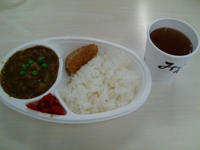 シーフードカレー(水道橋/魚美津)