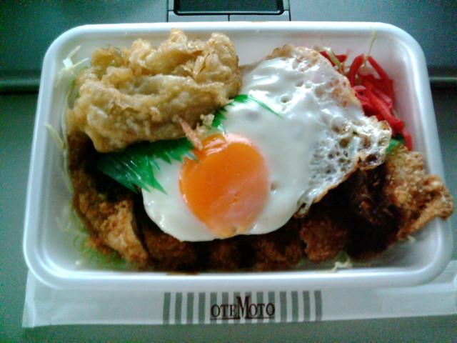 ソースカツ丼(飯田橋/めん房)