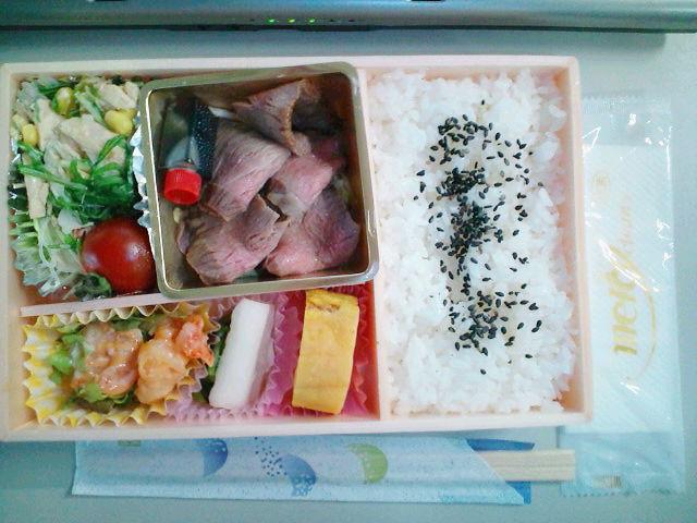 週替り弁当(九段下/カフェ・スパシーバ)