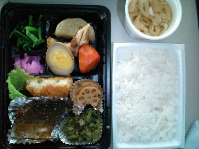 鯖の味噌煮弁当(飯田橋/桜フーズ)