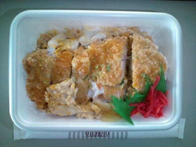 カツ丼(飯田橋/めん房)