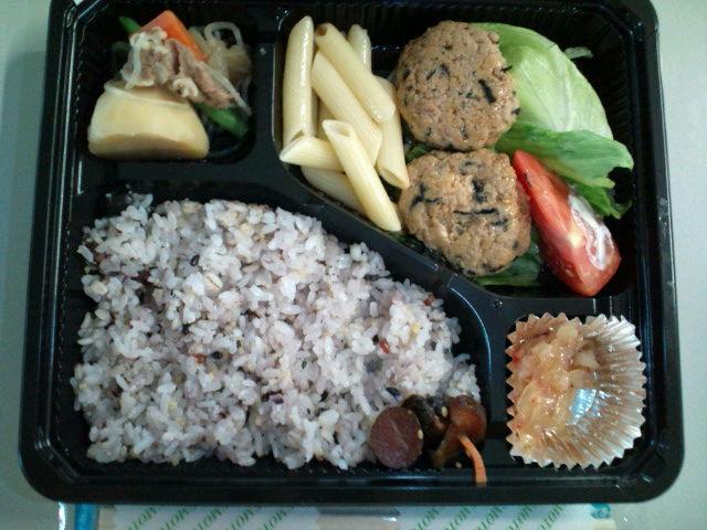 豆腐ハンバーグ弁当(九段下/だいにんぐ 夢酒 加藤)
