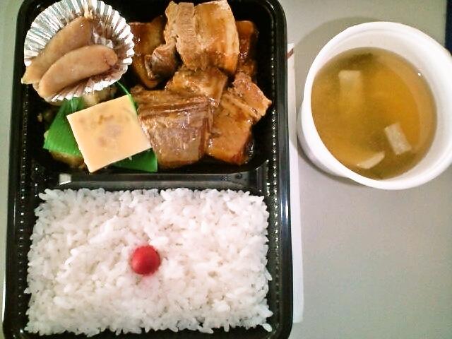 角煮弁当(神保町/ナギ)