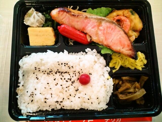 銀鮭西京焼弁当(飯田橋/ケイ&エフ)