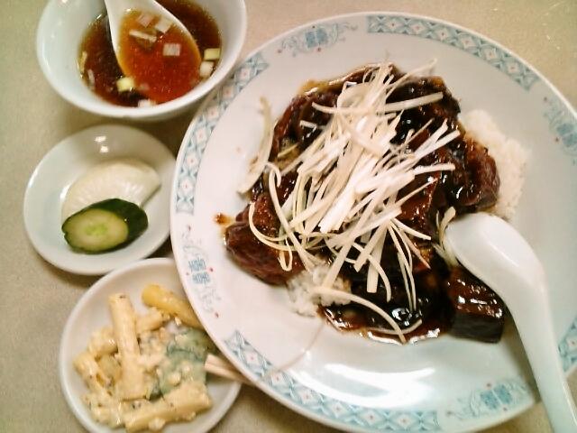 ルーロー飯(神保町/大興)