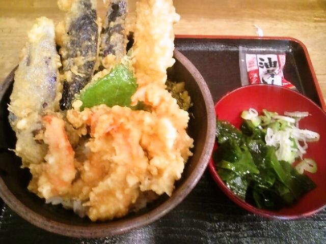 盛り合わせ丼(水道橋/とんがらし)