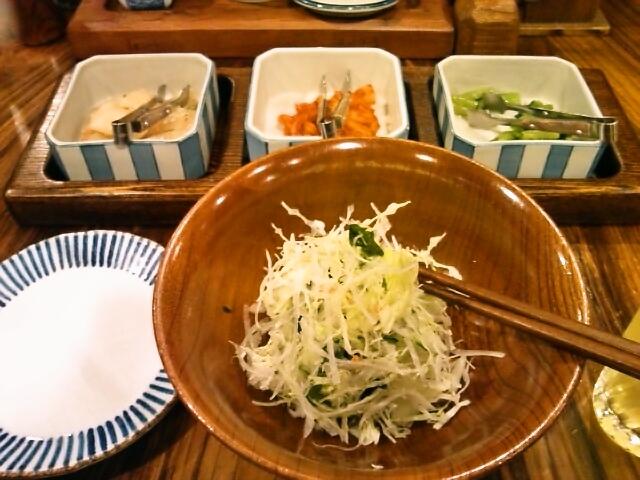 冷やしカツ丼(水道橋/かつ吉)
