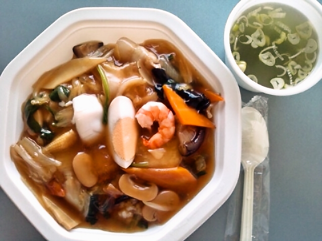琥珀丼(九段下/琥珀)
