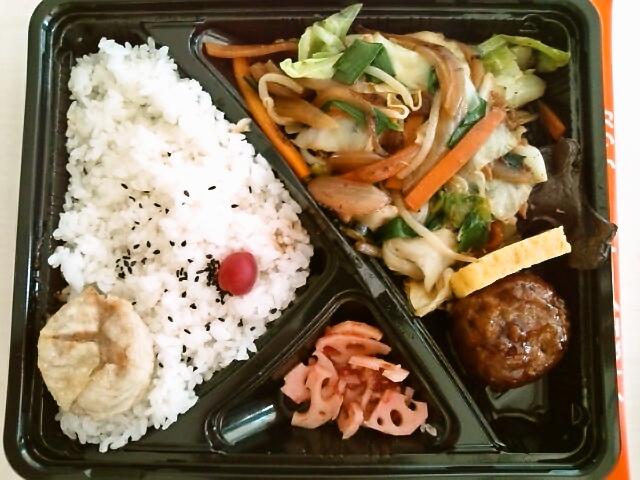 野菜炒め弁当(飯田橋/ケイ&エフ)