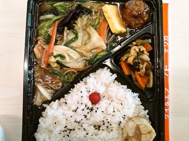 八宝菜弁当(飯田橋/ケイ&エフ)
