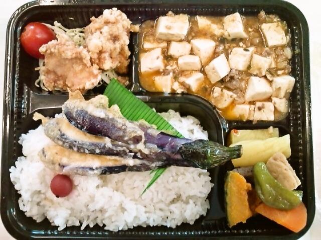 麻婆豆腐弁当(飯田橋/めん房)
