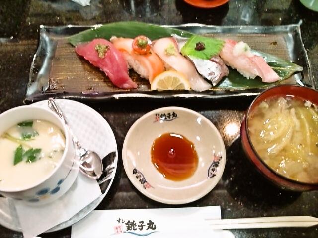 御魚五彩・他(横芝光/銚子丸)