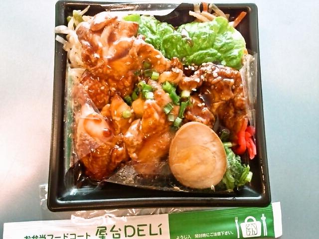 焼き鳥丼(水道橋/屋台Deli)