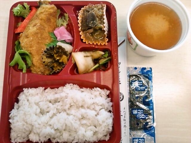 サバカレー弁当(飯田橋/魚政)