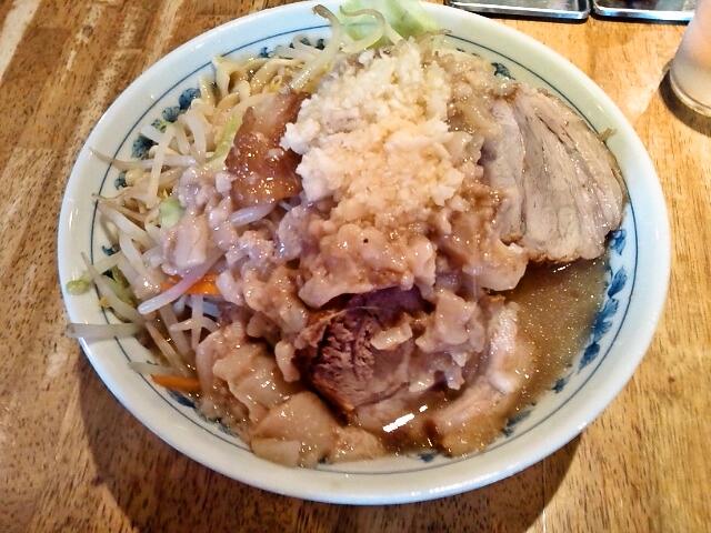 豚麺(飯田橋/大勝軒)